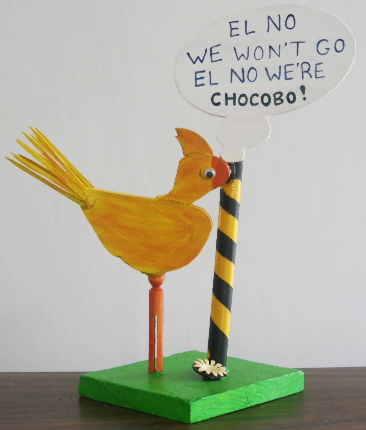 Chocobo Protest