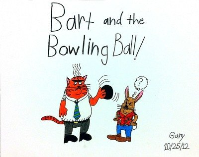 Bart and the Bowling Ball