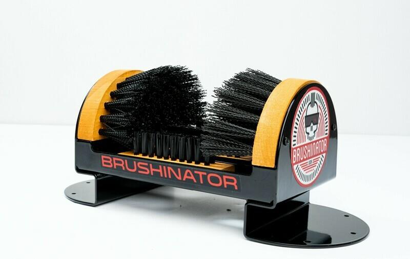 Floor Model Brushinator