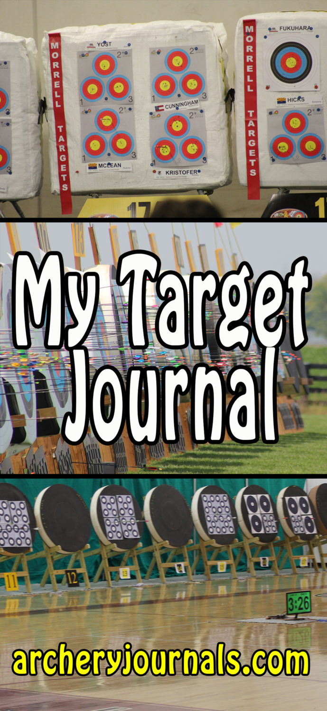My Target Journal