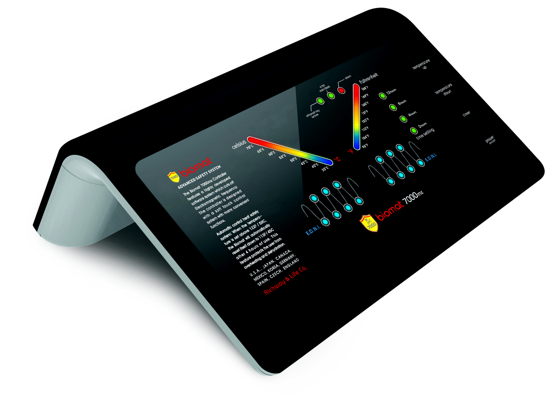 Контроллер для Профессионального Биомата Richway и одинарного Биомата Single
