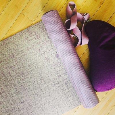 Carte Cadeau - Demi-journée ressourcement 3H00 (Yoga, massage, accompagnement) - à domicile