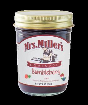 Mrs Miller's Bumbleberry Jam 9oz