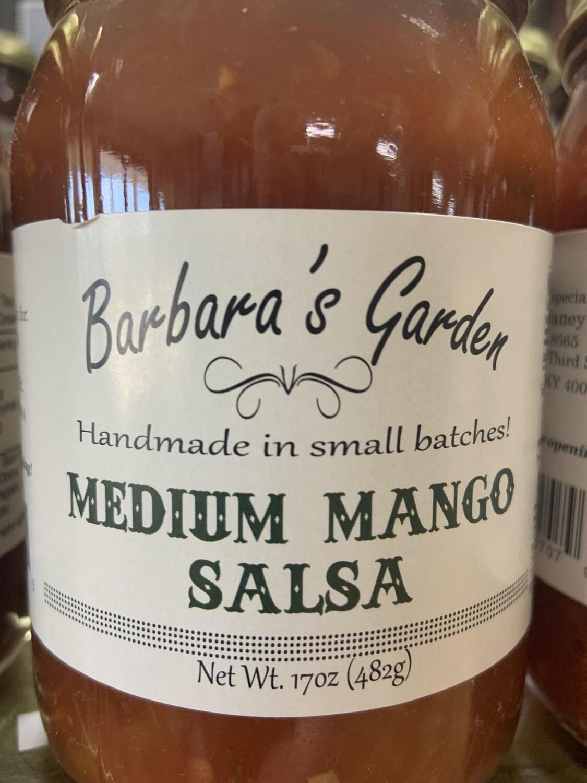 Barbara's Garden Mango Salsa