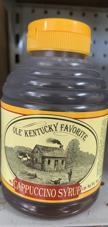 Old Kentucky Favorite Cappuccino 16oz