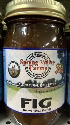 Spring Valley Farms Fig Preserves 19oz