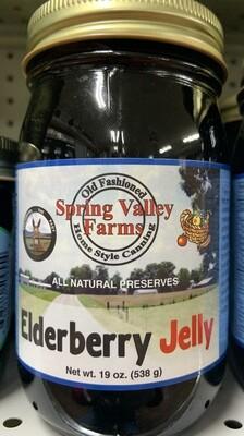 Spring Valley Farms Elderberry Jelly 19oz