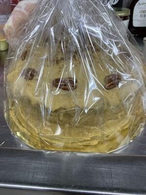 Three Layer 9 inch Jam Cake