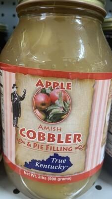 True Ky Apple Cobbler & Pie Filling 26oz
