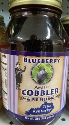 True Ky Blueberry Cobbler & Pie Filling 26oz