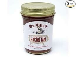 Mrs Miller's Spicy Chili Bacon Jam 9 oz