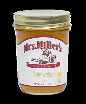 Mrs Miler's Dandelion Jelly 9 oz