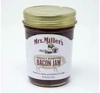 Mrs Miller's Smokey Barbecue Bacon Jam 9 oz