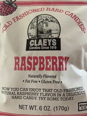 Claey's Raspberry 6 oz