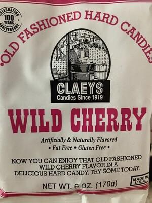 Claey's Wild Cherry 6 oz