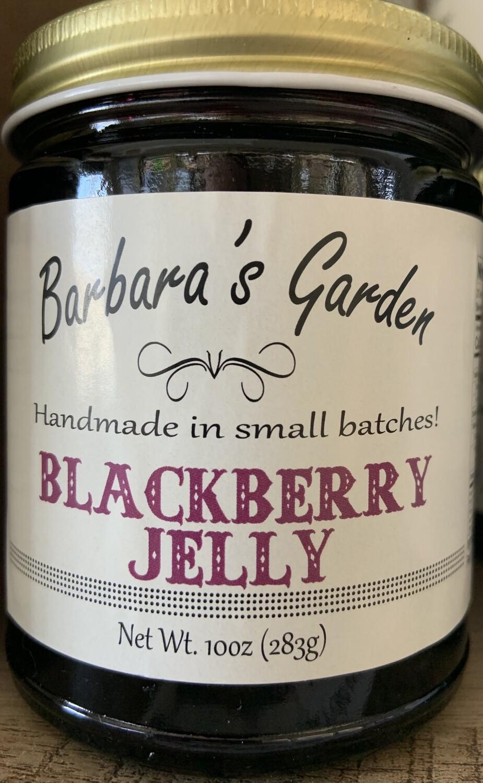 Barbara's Garden Blackberry Jelly 10 oz