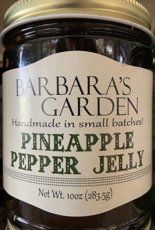 Barbara's Garden Pineapple Pepper Jelly 10 oz