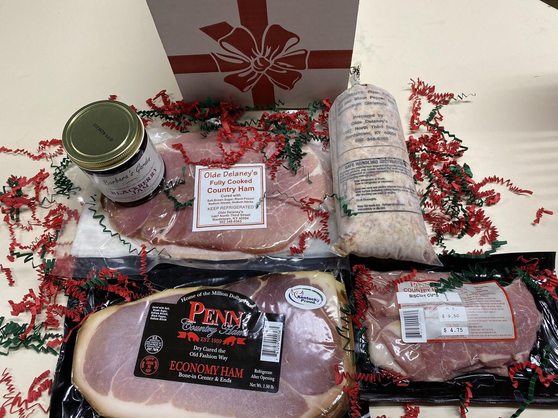 """Gift Box 1 """"Breakfast Gift Pack"""""""