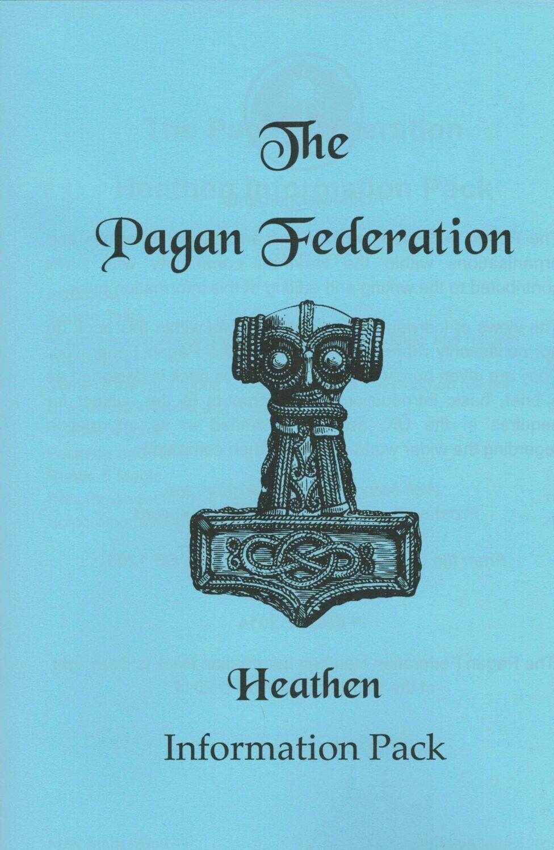 PF Heathenry Info Booklet