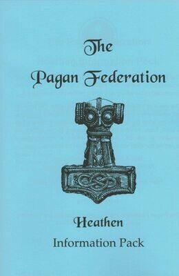 PF Heathenry Info Booklet