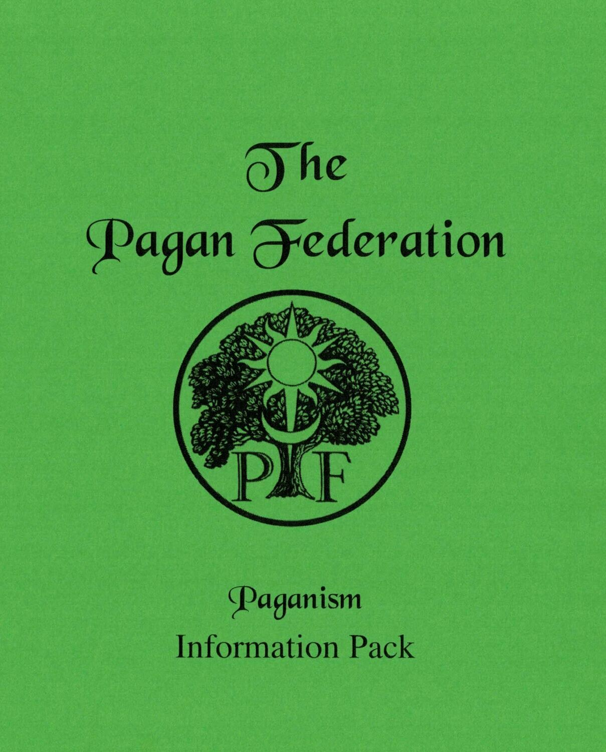 PF Infomation Booklet