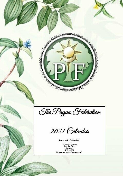 PF 2021 calendar