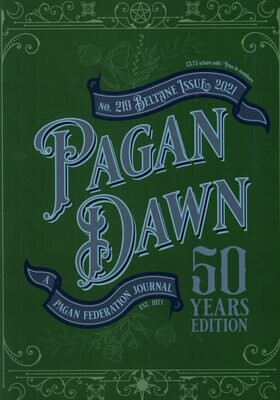 Pagan Dawn 219 Beltane 2021 50th Anniversary Edition