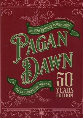 Pagan Dawn 220 Lammas 2021