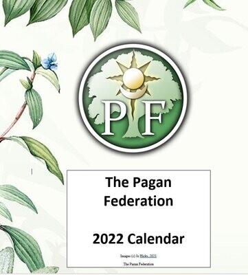 PF Calendar 2022