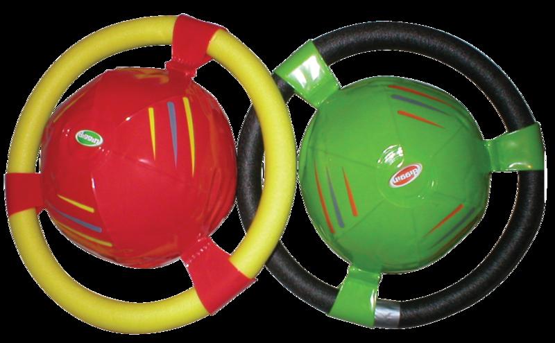 The Wheelee Ball