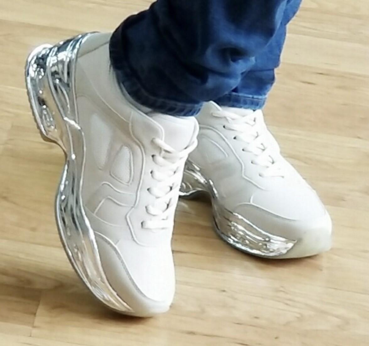 Attitude Sneaker