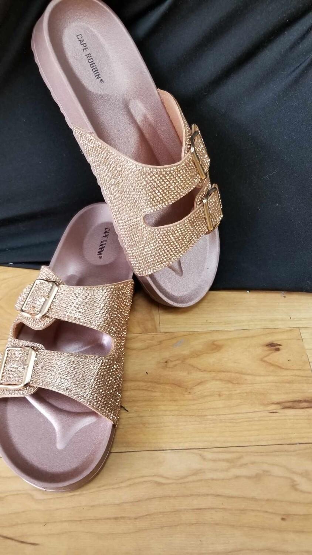 Billion Dollar Sandal