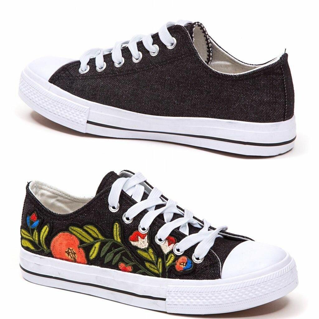 Sundown Sneaker (Black)