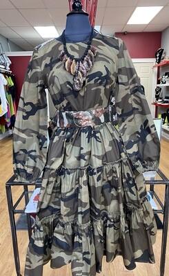 The Combat Dress