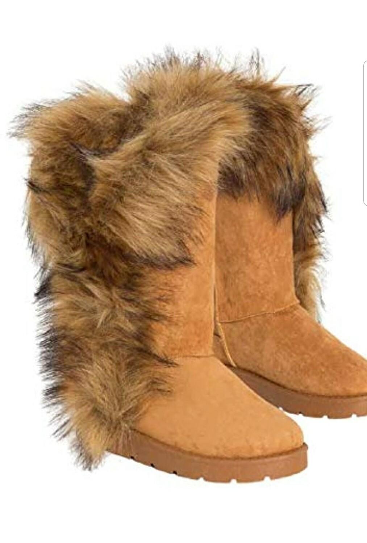 Fur-rozen Boot