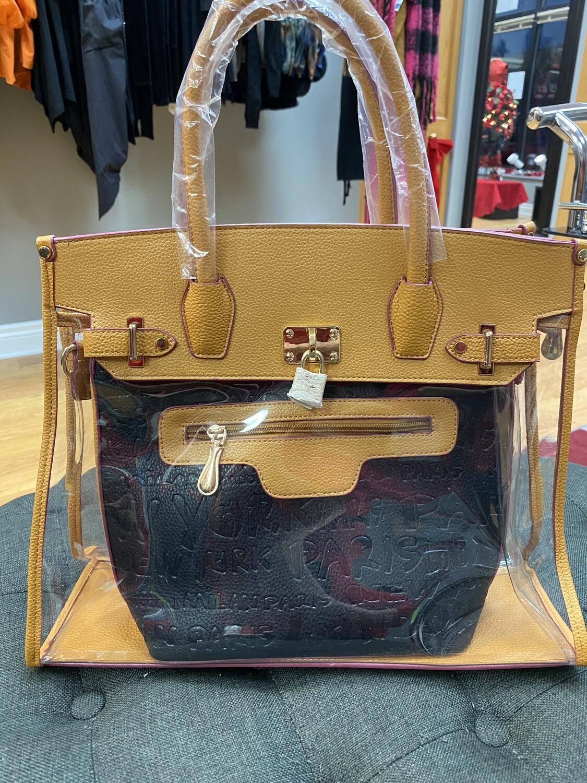 Milan Meets Paris 2-N-1 Handbag