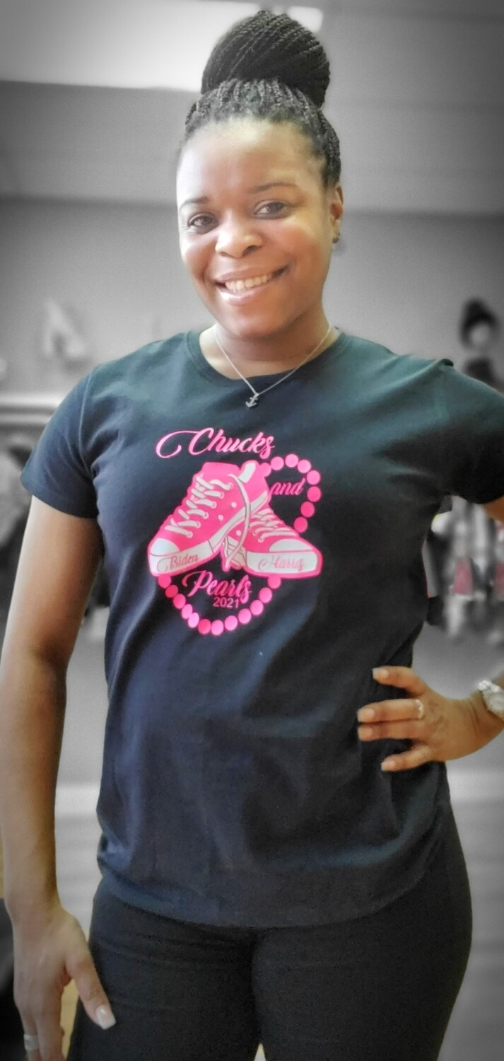Chuck & Pearls T-shirts