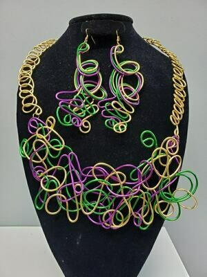 Wired Mardi Gras Set