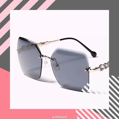 Diamond Retro Shades