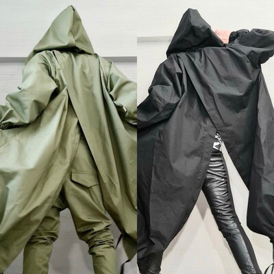Following Wind Trench Coat