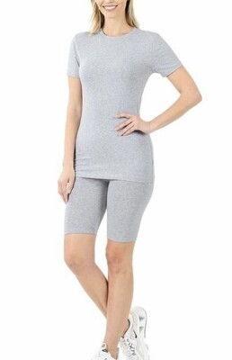 Yoga Set Grey