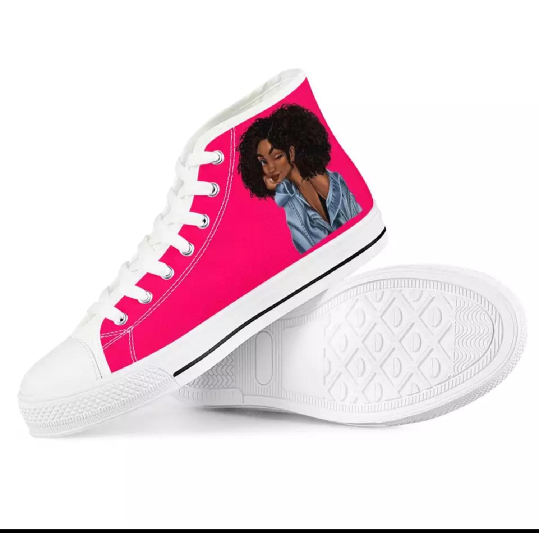 Winkin' Pink