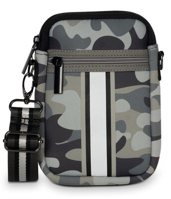 Fresh Camo Crossbody