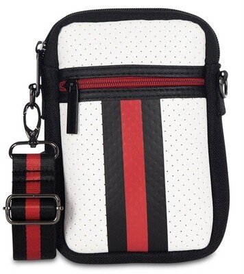 Casey Striped Crossbody