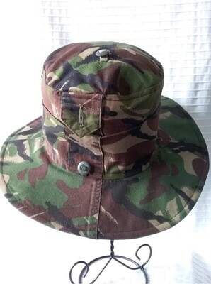 SNT Camouflage Top Hat