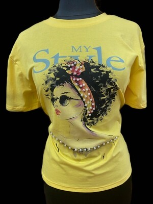 My Style Fashion Tee