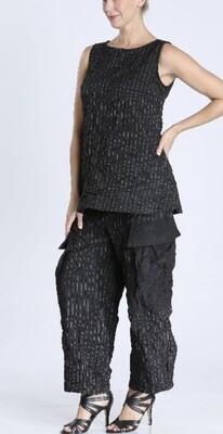 Crinkled Bohemian Pant Set