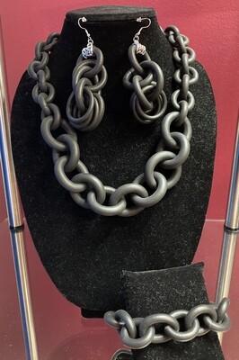 Rubber Spiral Set