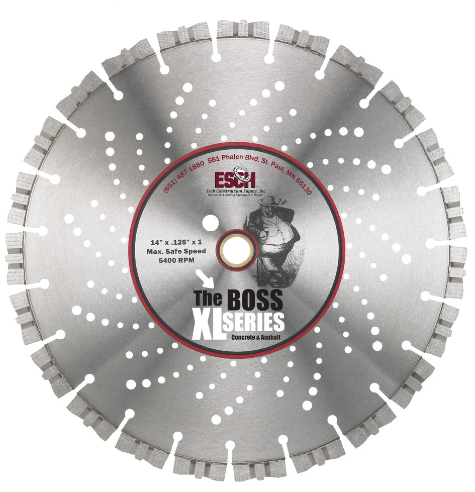 The Boss Blade