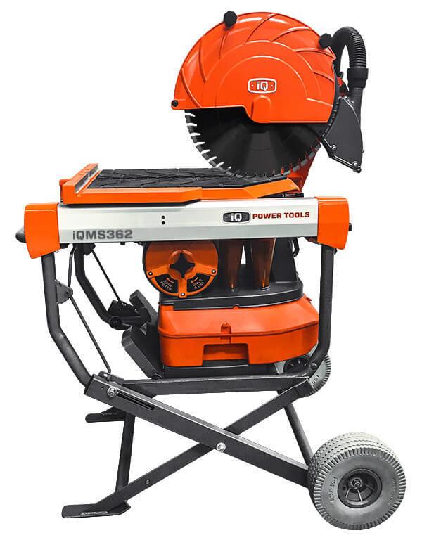 USED - iQMS362™ Dust Control Masonry Saw